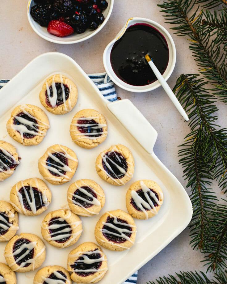 Best Healthy Christmas Cookies