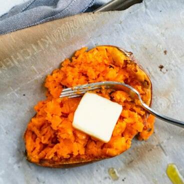Baked Sweet Potato