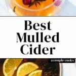 Best Mulled Cider