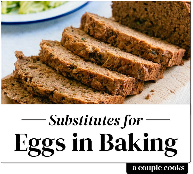 Substitutes for Eggs in Baking, vegan egg substitute