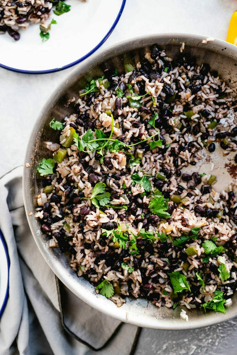 Best Black Beans And Rice A Couple Cooks