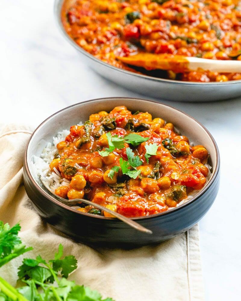 Plant based dinner recipe