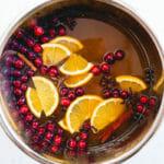 Mulled cider