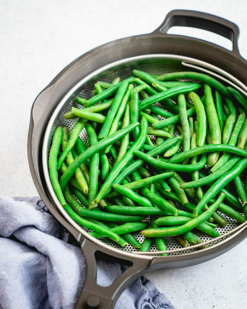 Lemony Steamed Green Beans A Couple Cooks