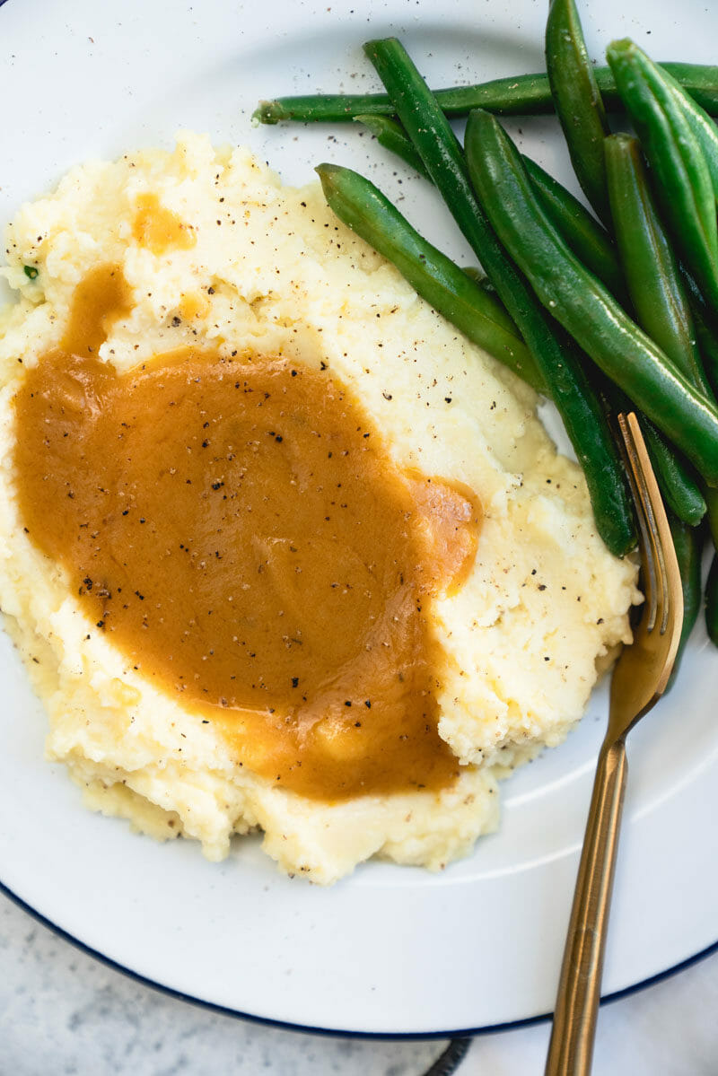 Vegan brown gravy