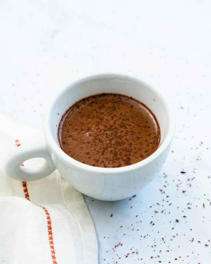 All-Natural Hot Cocoa Recipe
