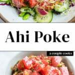 Ahi Poke Recipe
