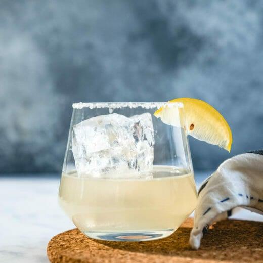 Lemon margarita