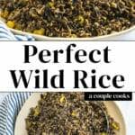 Perfect Wild Rice
