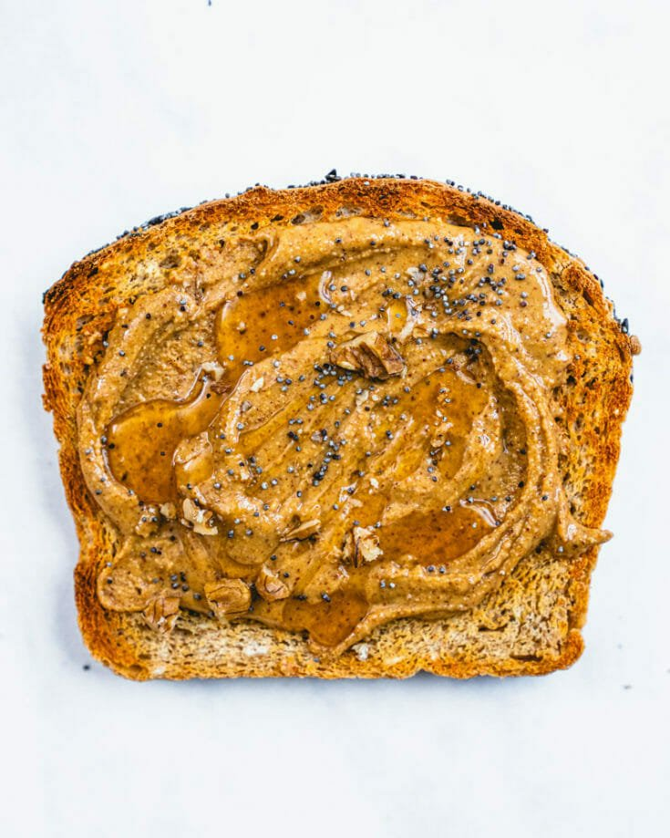 Nut Butter Toast