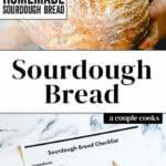 Homemade Sourdough Bread