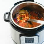 Instant Pot minestrone
