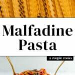 Malfadine Pasta