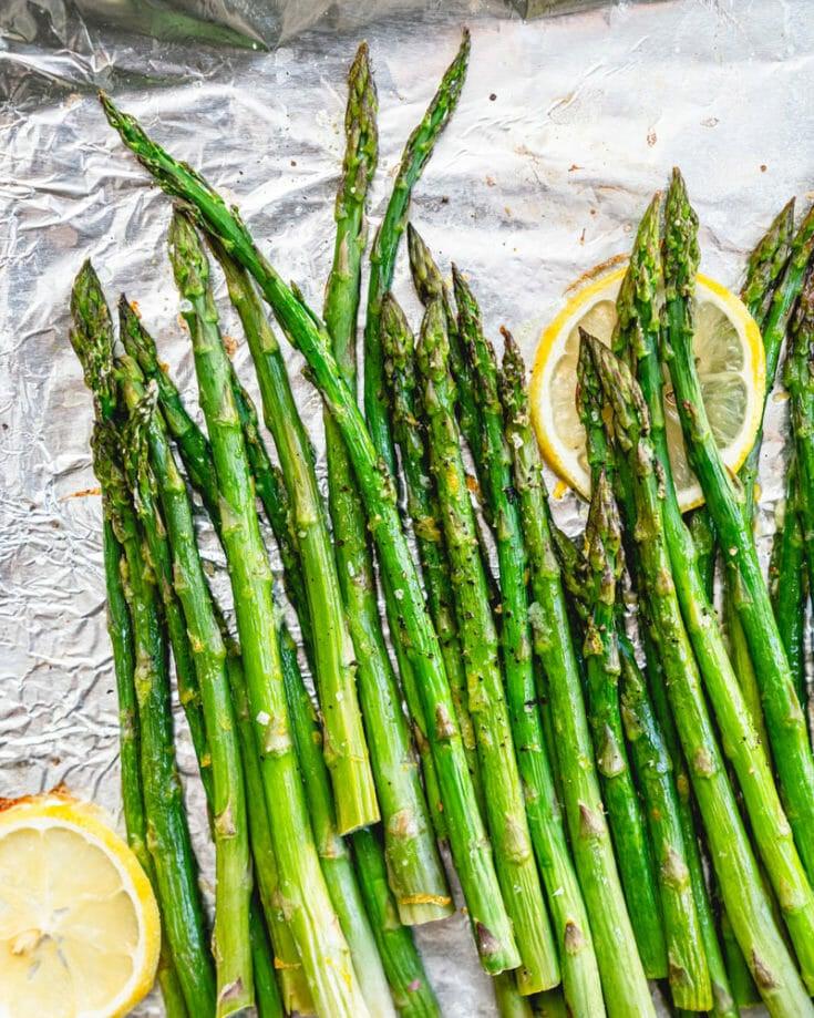 Asparagus: 4 Ways