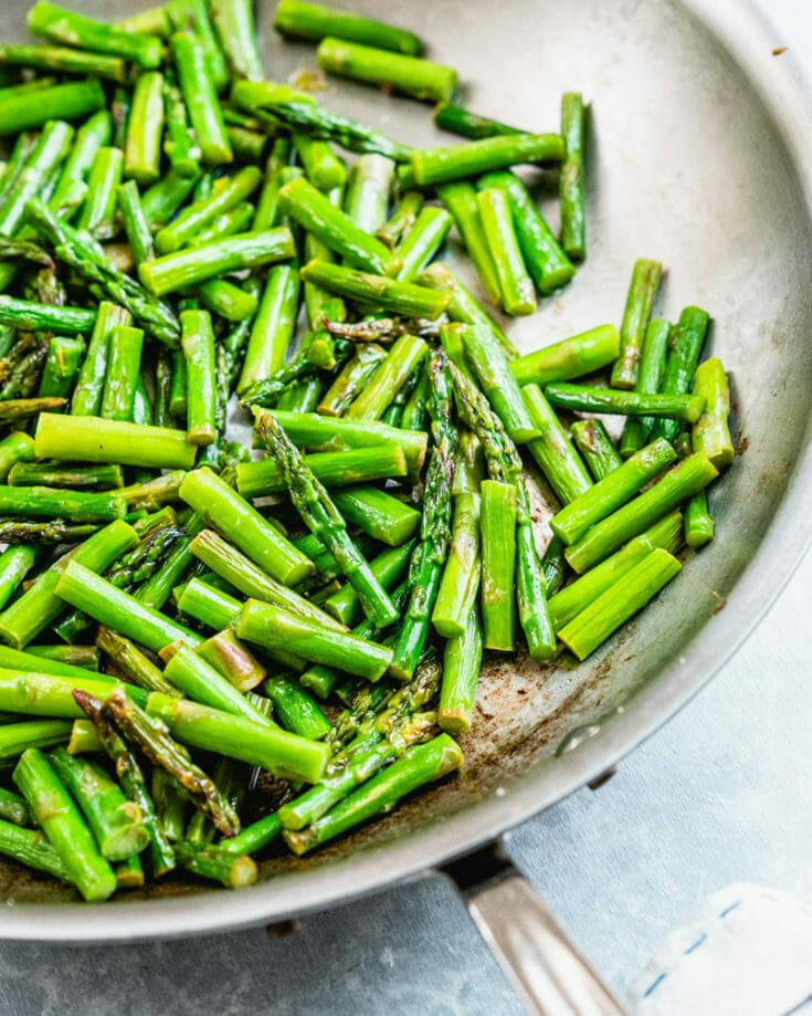Sauteed Asparagus