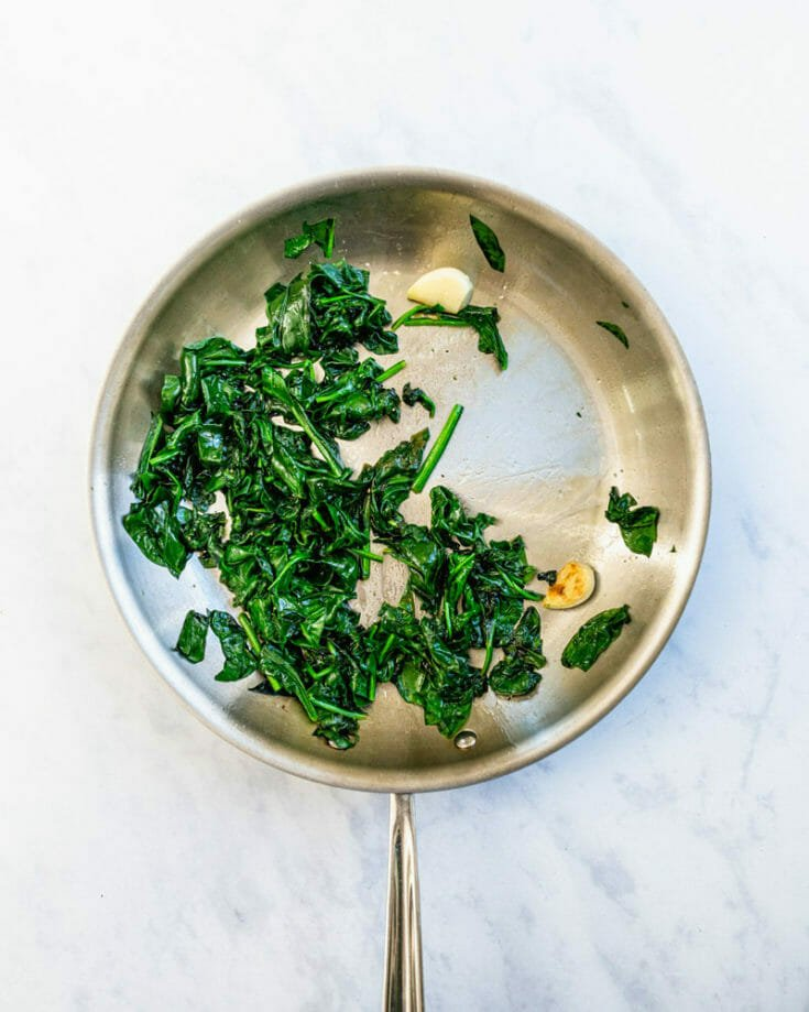 Sauteed Spinach (That Tastes Amazing)