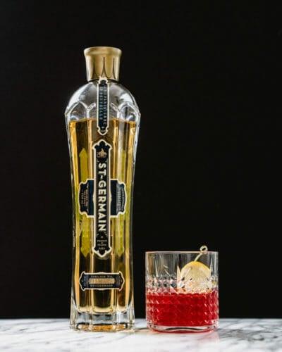 St Germain Cocktail