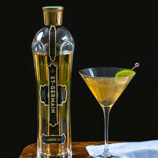 St Germain Gin Cocktail Recipes