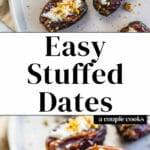 Stuffed Dates