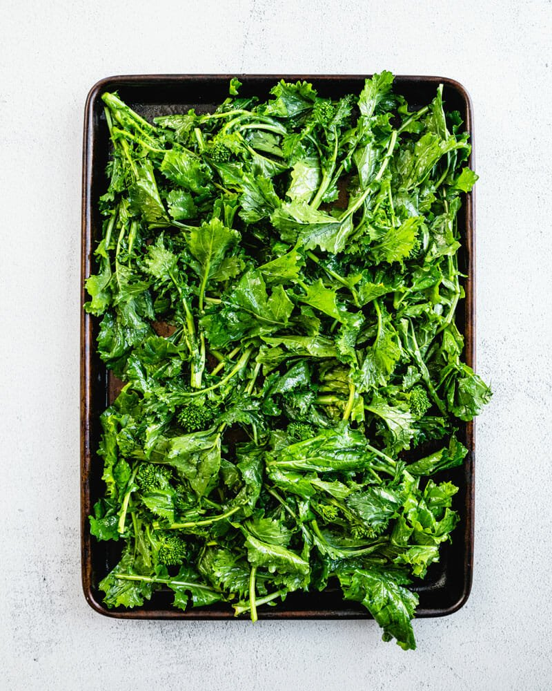 Broccoli rabe (rapini)