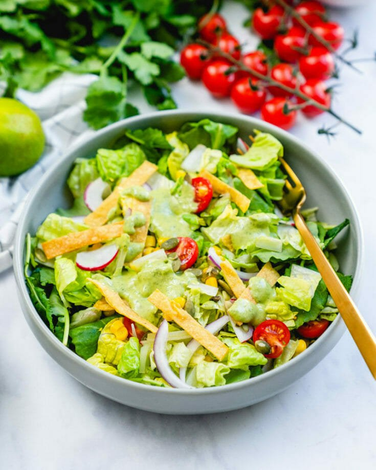 15 Best Vegan Salad Recipes A Couple Cooks