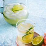 Pitcher margarita recipe