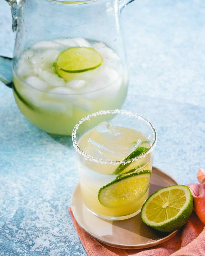 Margarita mix recipe