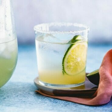 Margarita pitcher recipe