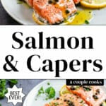 Salmon with Capers