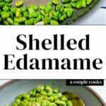 Shelled Edamame