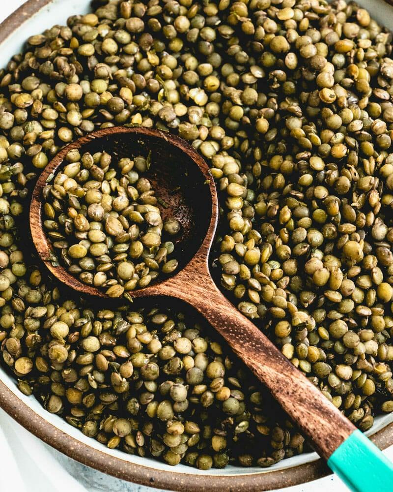 Lentils vs beans