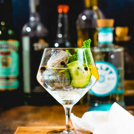 Best gin and tonic