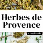 Herbes de Provence Seasoning