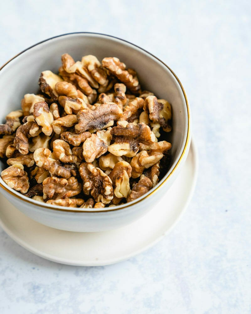 How to Toast Walnuts (2 Ways!) – A Couple Cooks