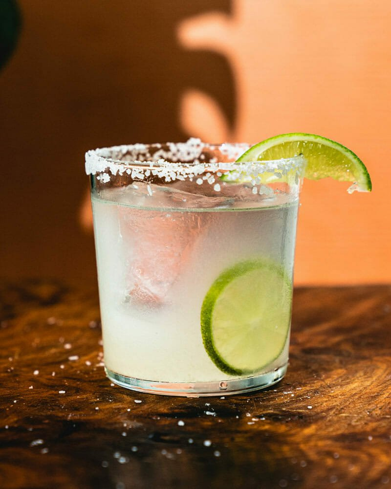 Simple margarita recipe