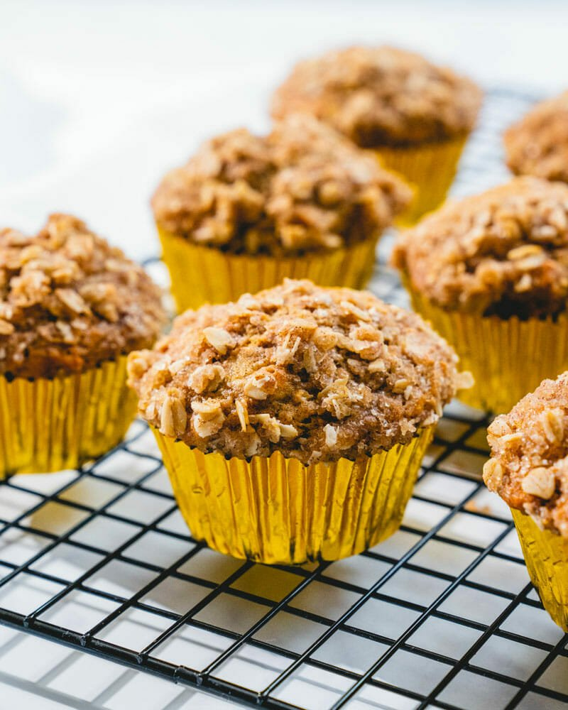 Best Vegan Banana Muffins A Couple Cooks