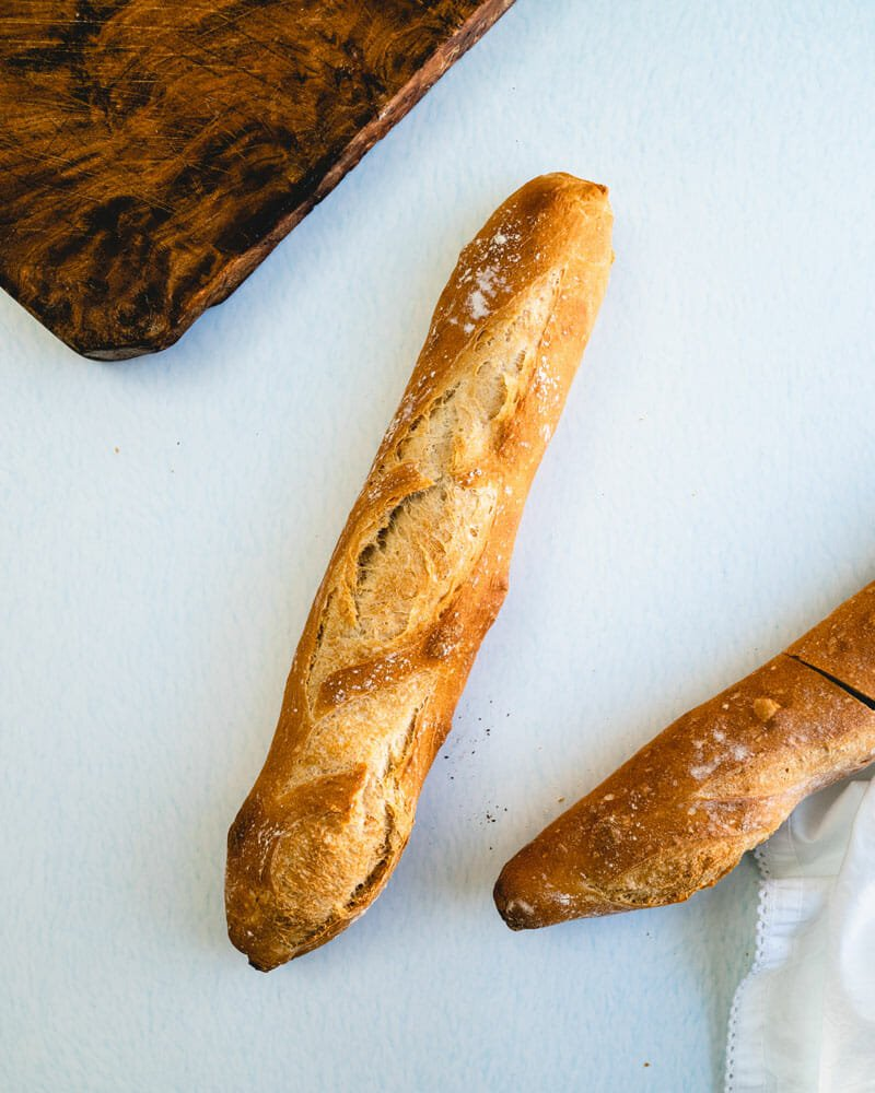 Easy baguette recipe