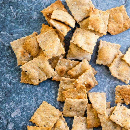 Crackers recipe