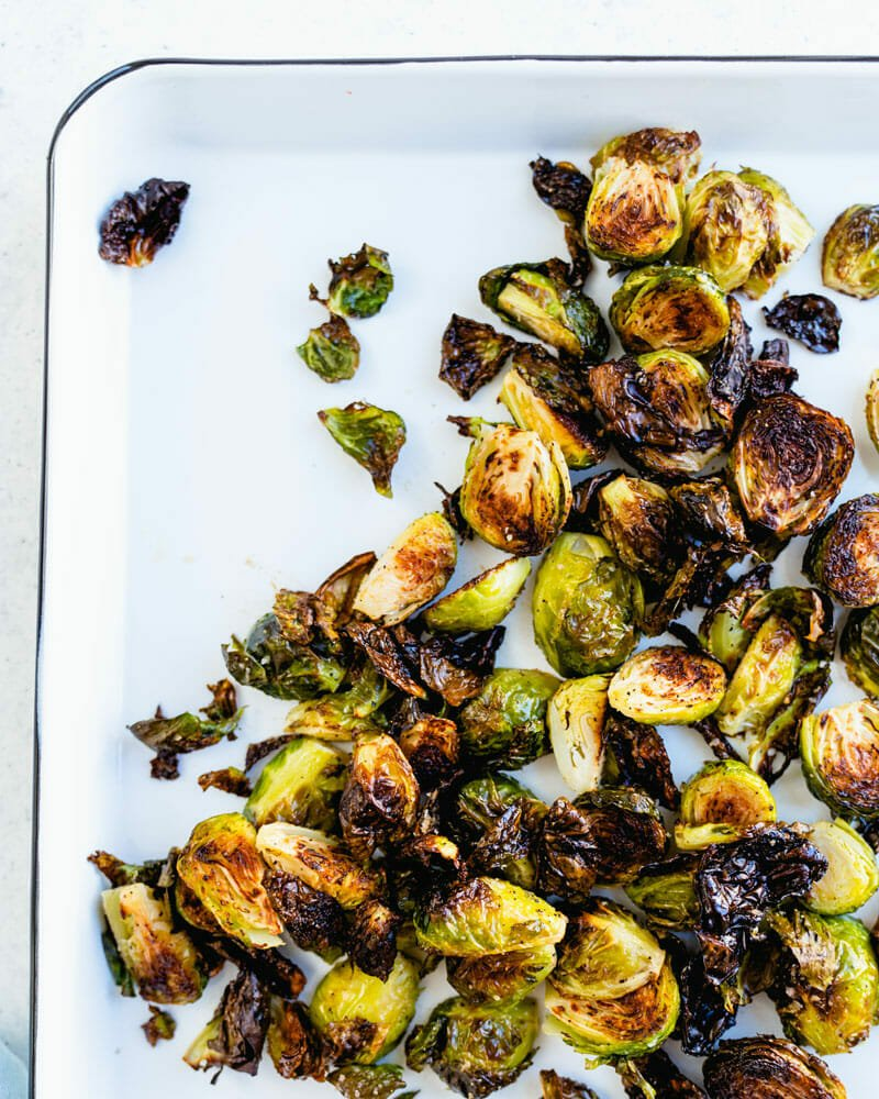Crispy Brussels Sprouts