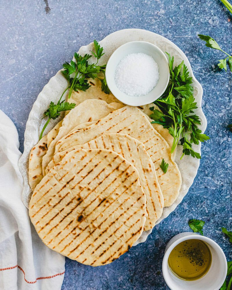 Easy flatbread recipe