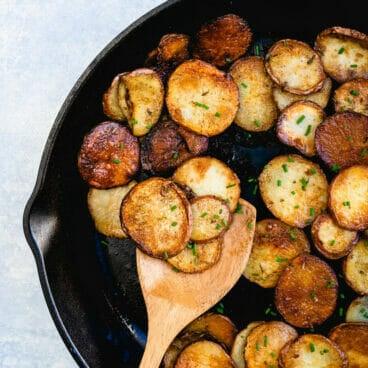 Best fried potatoes
