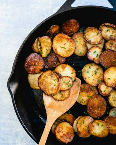 Best fried potatoes