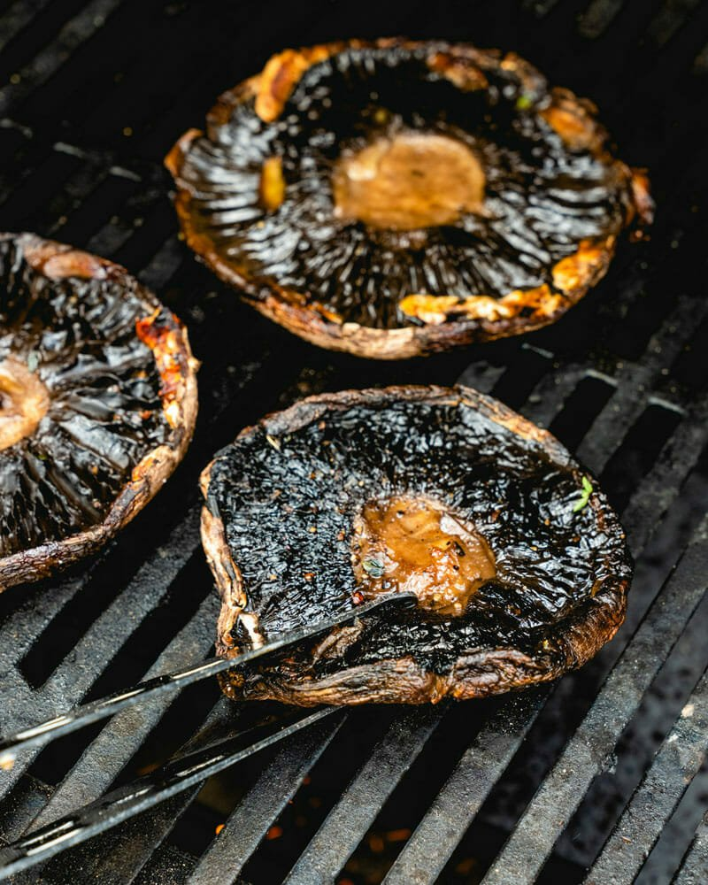 Easy Grilled Portobello Mushrooms A Couple Cooks