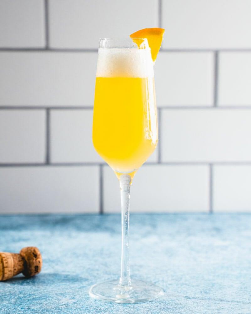 Prosecco mimosa