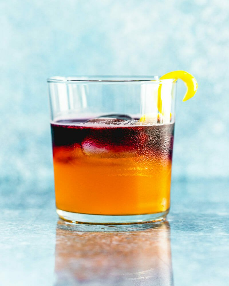 Best New York Sour A Couple Cooks