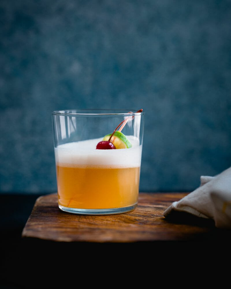 Classic Tequila Sour