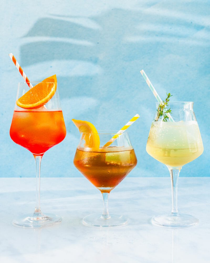 Spritz recipes