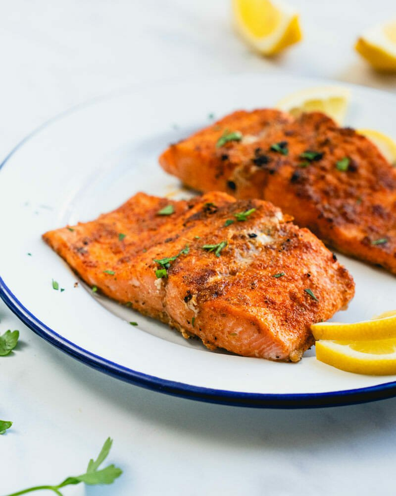 Perfect Grilled Salmon Works Every Time A Couple Cooks