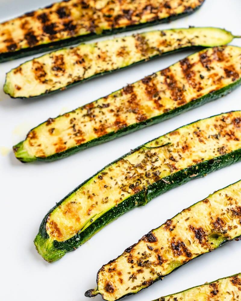 Best grilled zucchini