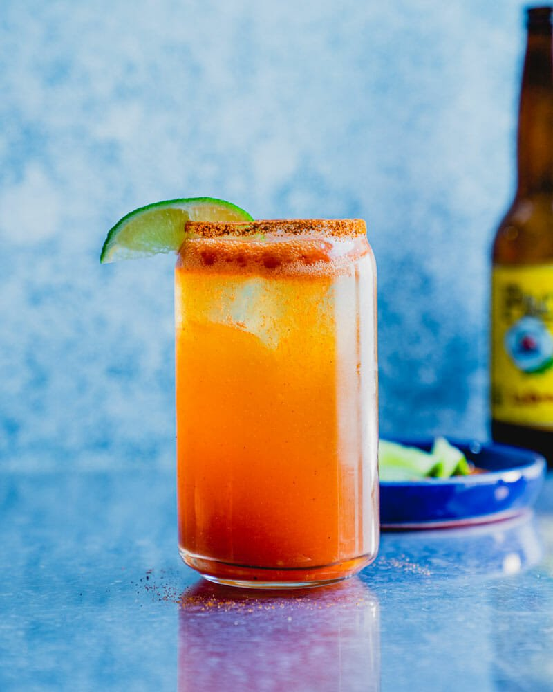 Best michelada beer cocktail